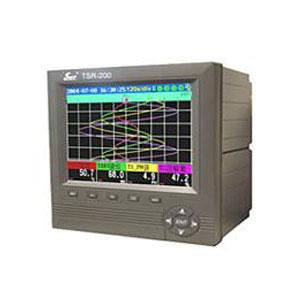 SWP-TSR彩色无纸记录仪
