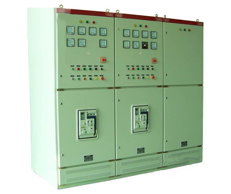 低压开关柜GGD型(固定式)